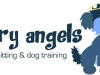 logo for furry angels